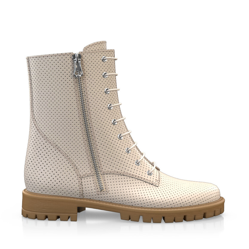 new product 96f3f ccd93 Sommer-Schnürstiefeletten 4303 | Girotti