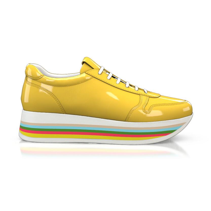 Sohlen in Regenbogenfarben 5131