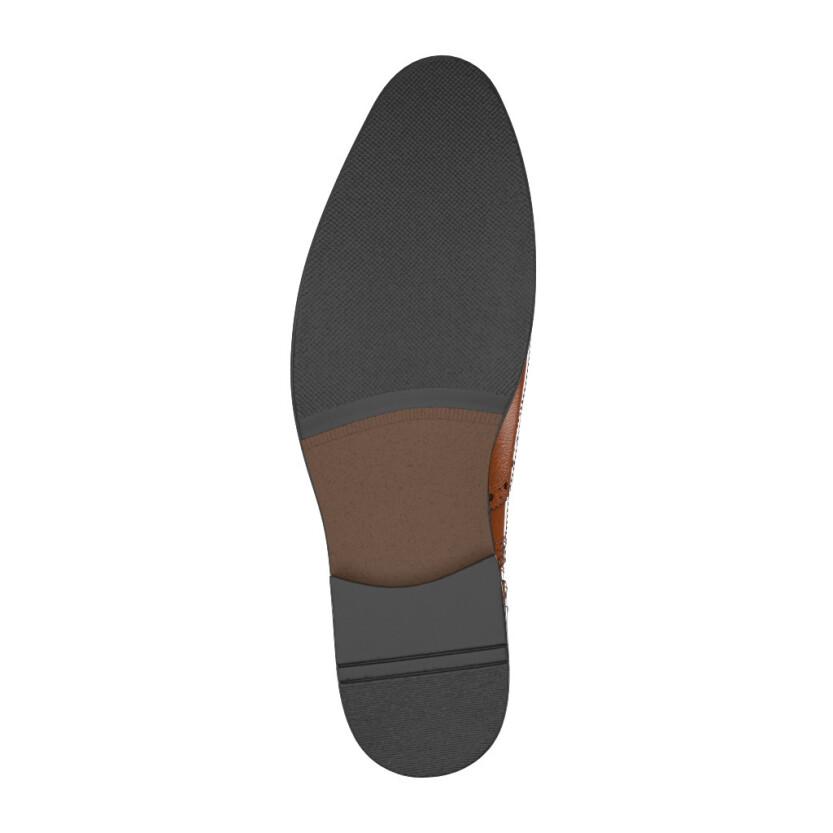 Brogue Ankle Boots für Herren 5494