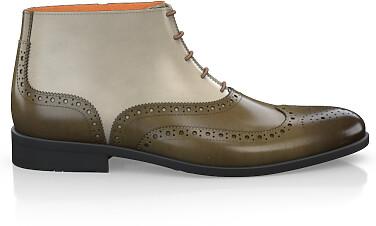 Brogue Ankle Boots für Herren 2871