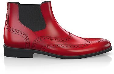Brogue Ankle Boots für Herren 3890