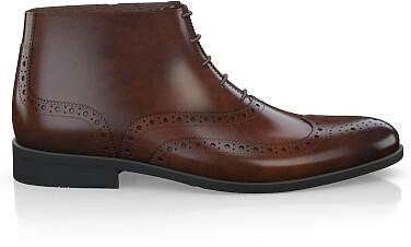 Brogue Ankle Boots für Herren 1863