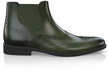 Brogue Ankle Boots für Herren 1869
