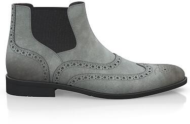 Brogue Ankle Boots für Herren 1876