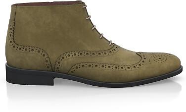 Brogue Ankle Boots für Herren 1880