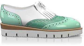 Oxford Schuhe 4614