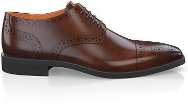 Derby-Schuhe für Herren 5128