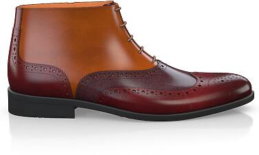 Brogue Ankle Boots für Herren 5350