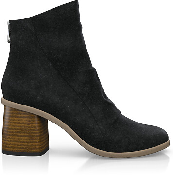 Heels Ankle Boots 5471