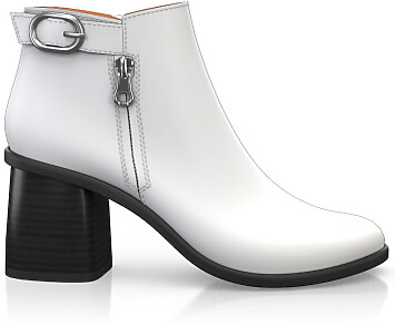 Heels Ankle Boots 5489