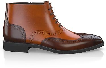 Brogue Ankle Boots für Herren 5845