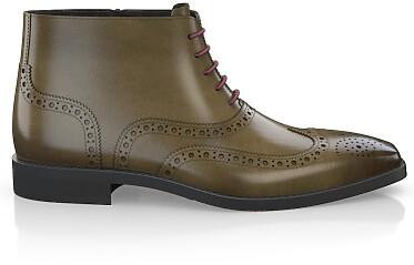 Brogue Ankle Boots für Herren 5905