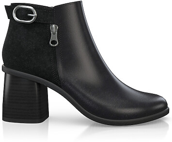 Heels Ankle Boots 5907