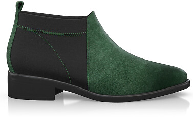 Moderne Ankle Boots 7581