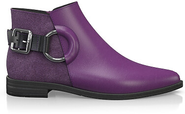 Moderne Ankle Boots 7583