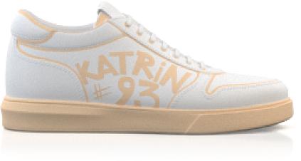 Handbemalte damen Sneakers nach Kundenwunsch