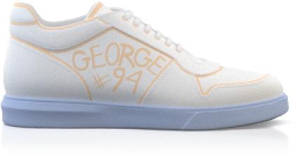 Handbemalte herren Sneakers nach Kundenwunsch
