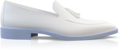 Tassel Loafers für Männer