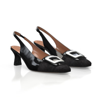 CLASSIC HEELED SHOES 17017