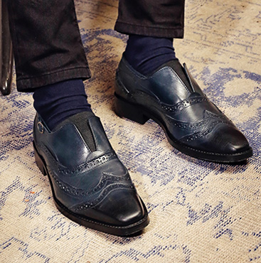 Men`s Oxford Shoes 6225