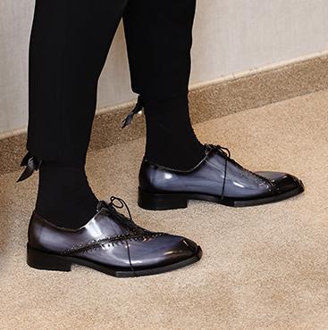 Luxury dress shoes