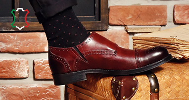 MEN`S DERBY SHOES 6210