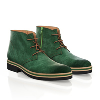 LIGHTWEIGHT MEN'S ANKLE BOOTS 10141