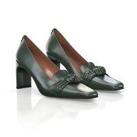 CLASSIC HEELED SHOES 19090