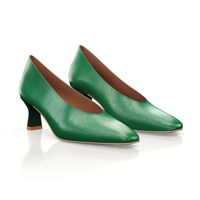 CLASSIC HEELED SHOES 19639