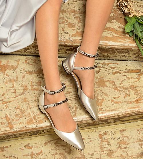 Brautjungfer Schuhe 1