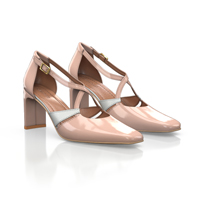 CLASSIC HEELED SHOES 16686